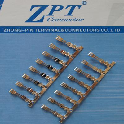 机箱电源连接器SATA双层金端子SATA双层锡端子Terminal