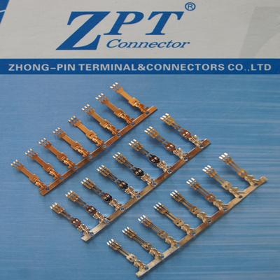 机箱电源连接器SATA单层素材端子SATA双层锡端子SATA双层金端子Terminal