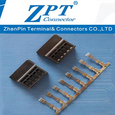 机箱电源连接器SATA壳单层素材端子Terminal